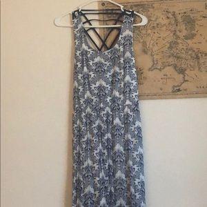 Doe & Rae Maxi Dress Size XL